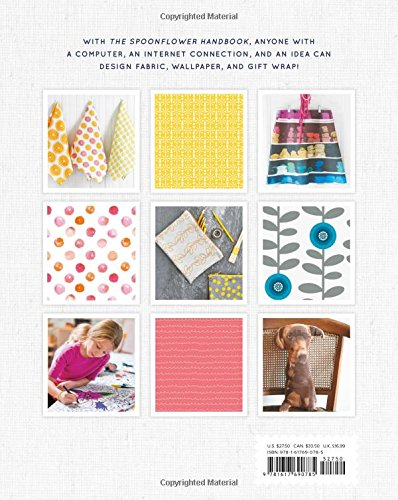 Amazon fr - The Spoonflower Handbook: A DIY Guide to