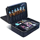 SHPMAS Professional Makeup Train Case
