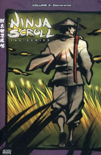 Amazon.com: Ninja Scroll - The Series (Vol. 3): Ninja Scroll ...