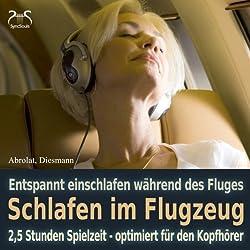 Schlafen im Flugzeug und auf Reisen