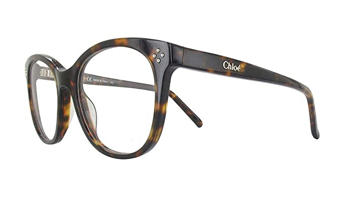 f2f32df931e CHLOE Eyeglasses CE2674 219 Tortoise 52MM at Amazon Men s Clothing ...