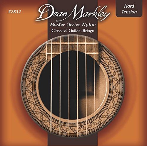 Dean Markley Master Series Classical Nylon Strings, 28-44, 2832, - Dean Series Performer