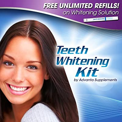 Extra Strength Teeth Whitening Kit w/ Refills
