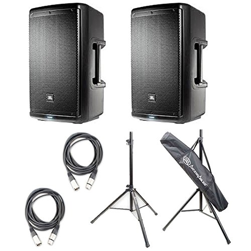 PACKAGE! 2 x JBL EON610 10