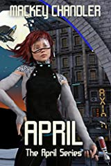 April is an exceptional young lady and something of a snoop. After a chance encounter with a spy, she finds herself involved with political intrigues that stretch her abilities. There is a terrible danger she, and her friends and family, will...