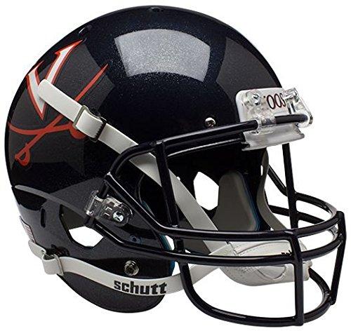 VIRGINIA CAVALIERS Schutt AiR XP Full-Size REPLICA Football Helmet UVA