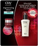 Olay Regenerist Fragrance Free Serum + Bonus Micro Sculpting Cream