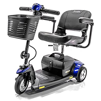 Go-Go Elite Traveller 3-Wheel Travel Scooter New By Pride Mobility