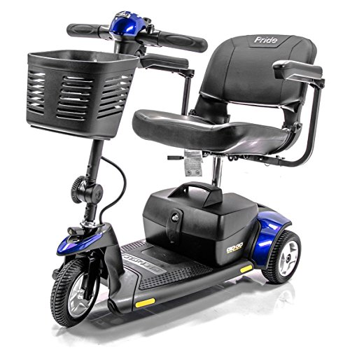 Go-Go Traveller Elite 3 Wheel Electric Scooter Pride Mobi...