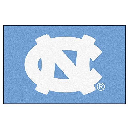 NCAA University of North Carolina - Chapel Hill Tar Heels Starter Mat Rectangular Area Rug