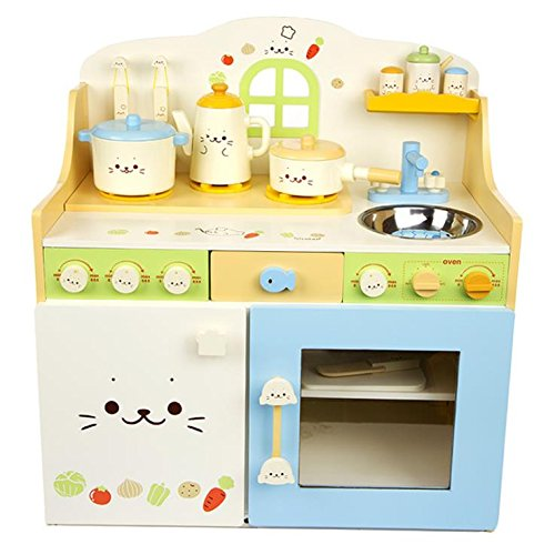 Sacow Doll Family Set, Wooden Furniture Dolls House Family Miniature 7  People Set Doll Toy For ...