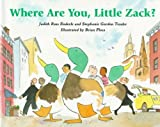 img - for Where Are You, Little Zack? by Tessler Stephanie Gordon Enderle Judith Ross (1997-03-31) Hardcover book / textbook / text book