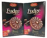Dare Premium Chocolate Fudge Crème Filled Cookies - 2 Boxes