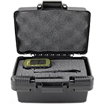 Life Made Better Storage Organizer - Compatible With Garmin Foretrex 401 Waterproof Hiking GPS - Durable Carrying Case - Black