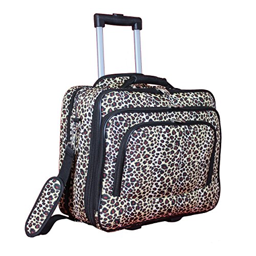 World Traveler Women's Fashion Print Rolling 17