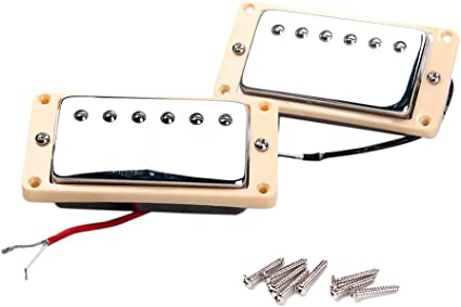 Artibetter Pastillas de doble bobina para guitarra eléctrica ...