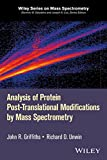img - for Analysis of Protein Post-Translational Modifications by Mass Spectrometry (Wiley Series on Mass Spectrometry) book / textbook / text book