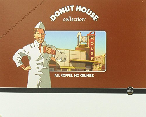 Donut House Collection Coffee K-Cup for Keurig Brewers, 96 Count