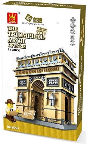 Little Builder The Triumphal Arch of Paris Little Treasures