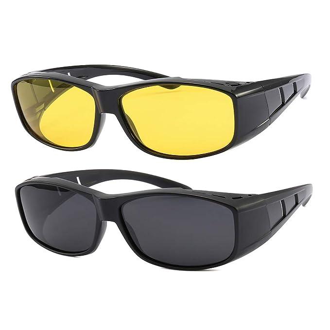 Amazon.com: Gafas de sol con lentes polarizadas para ...