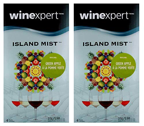 Green Apple Riesling (Island Mist) (2-Pack) by Midwest Homebrewing and Winemaking Supplies (Image #3)
