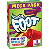Fruit by the Foot, Fruit Snacks, Berry and
