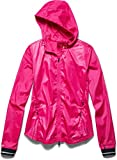 Under Armour Layered Up! Storm Jacket - Womens Rebel Pink / Rebel Pink / Reflective Large