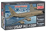 Minicraft Model Kits Kids KC-135R US Air Force Model Kit