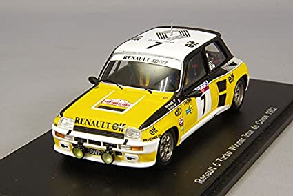 Spark – S3862 – Renault R5 Turbo – Rally Tour de Corse 1982 – Escala 1