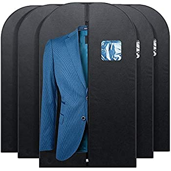 7234daf9ee0 Fu Global Garment Bag Covers for Luggage, Dresses, Linens, Storage or  Travel 42
