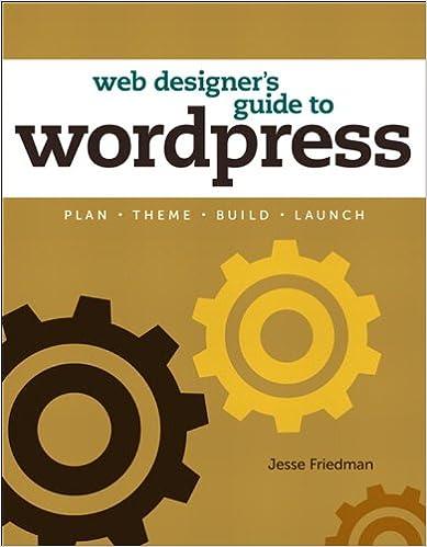 To guide web ebook designers wordpress