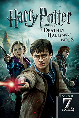 Harry Potter Book Trailer : Amazon harry potter and the deathly hallows part