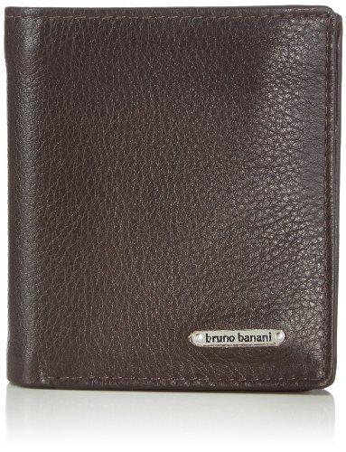 Mini Scheintasche braun Bruno Monedero Hochformat Marrón De Hombre Brown Cuero Banani Braun BxBqn5wC1S