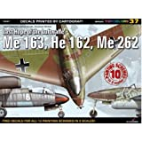 Last Hope of the Luftwaffe: Me 163, He 162, Me 262  (Mini Topcolors, Band 37)