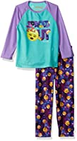 emoji Girls' Toddler L23816, Multi, 4T