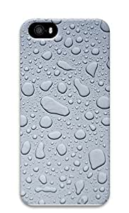 Case For Htc One M9 Cover Gray Water Droplets 3D Custom Case For Htc One M9 Cover