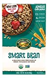 Nature's Path Organic Cereal, Smart Bran with Psyllium & Oatbran, 10.6 Ounce Box (Pack of 6)