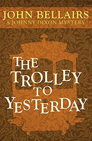 book cover of The Trolley to Yesterday