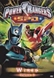 Power Rangers S.P.D., Vol. 3: Wired