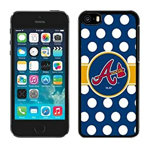Personalized Iphone 5c Case MLB Atlanta Braves 3 Customized Phone Covers