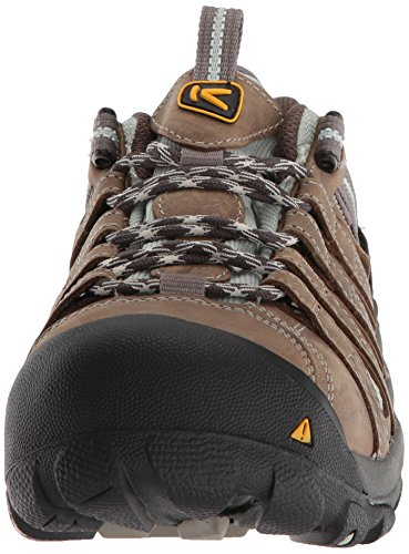 Keen utilidad para mujer Flint Baja Trabajo Zapato-elegir talla talla talla Color d63c04