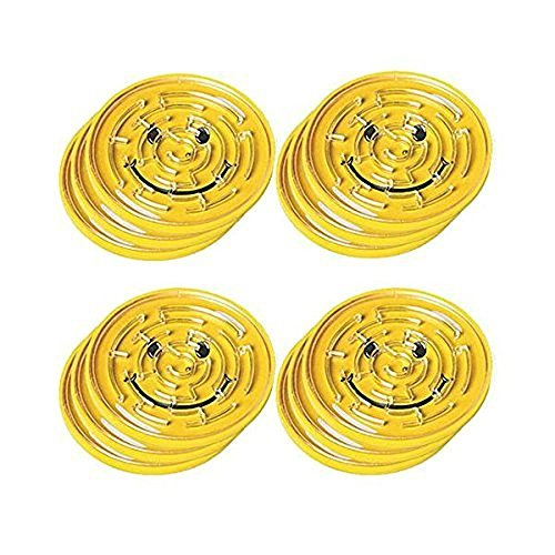 Party Favors 12/Pkg-Smile Maze Puzzles (Value 36-Pack) by Amscan