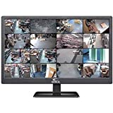 "21"" LED MONITOR 1080P HDMI HD BNC VGA CCTV AUDIO 22"" OYN-X SCREEN SECURITY PANEL"