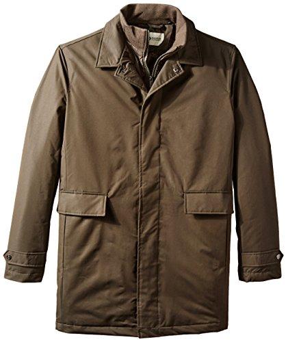 Haggar Mens Calhoun Bib Front Jacket