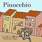 Pinocchio Hörbuch von Carlo Collodi Gesprochen von: Bill Pullman