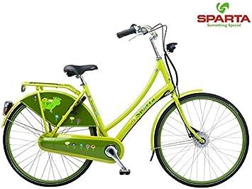 Sparta Bicicleta Holandesa Granny Mujer RH.50 rn7 Cow Green ...