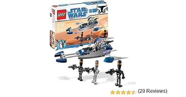 LEGO Star Wars 8015 Assassin Droids Battle Pack - Equipo de ...