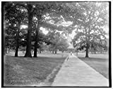 Vintography 40 x 30 Ready to Hang Canvas Wrap Queen's Park Toronto 1896 Detriot Publishing 57a