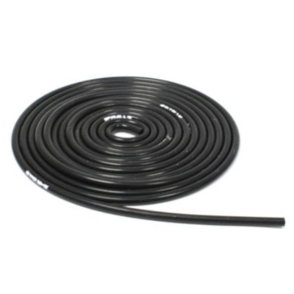 3mm Silicone Vacuum Tube Hose Silicon Tubing 10M Black