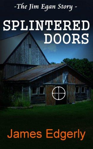 SPLINTERED DOORS by [Edgerly, James]